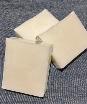 Shave & Hair Scented Soap Bar