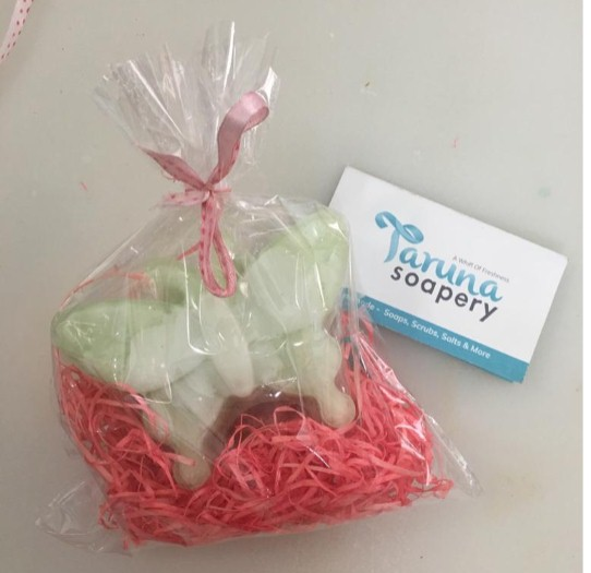 The Green Magical Butterfly, kids gift hamper